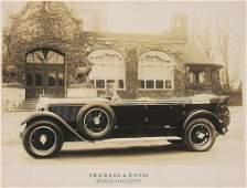 ERDMANN/ROSSI Original B/W factory press photo,