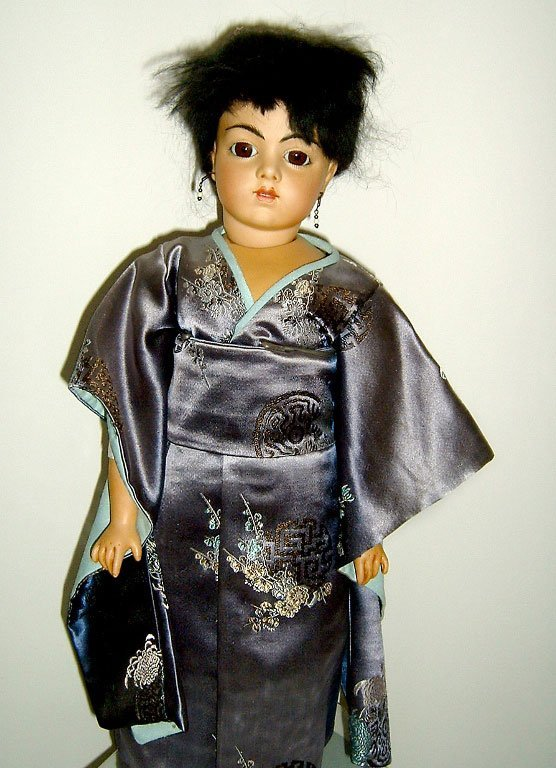 022: Doll «Chinese Girl in Blue» W
