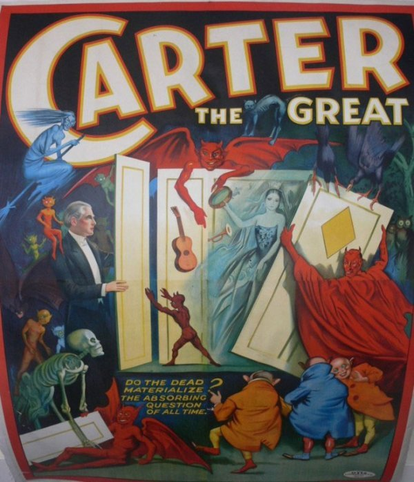 311: «Carter the Great» litographie