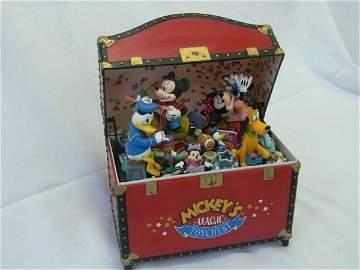 347: Music Set �Mickeys Magic Toy Chest�