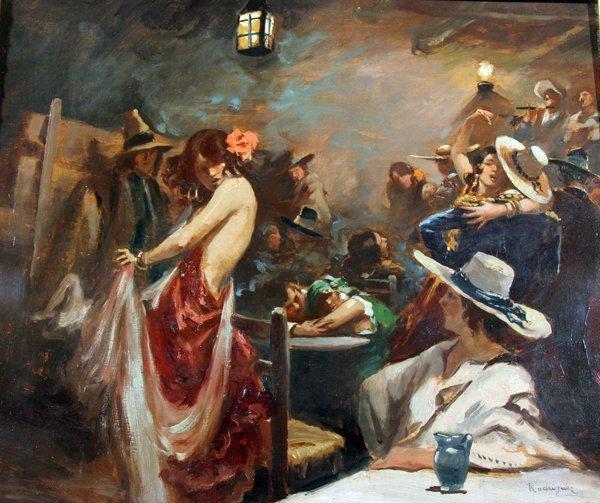6: Rodriguez (XX secolo)-Italian Painting