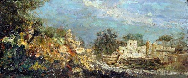 7: Scuola del XIX secolo-Italian Painting
