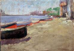 9: Scuola del XX secolo-Italian Painting