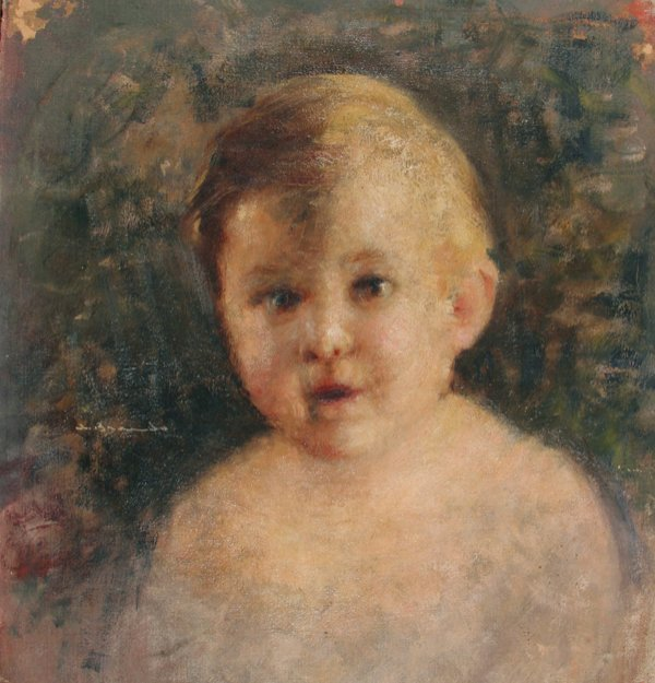 11: Brando Angelo (  1878 - 1955 )-Italian Painting