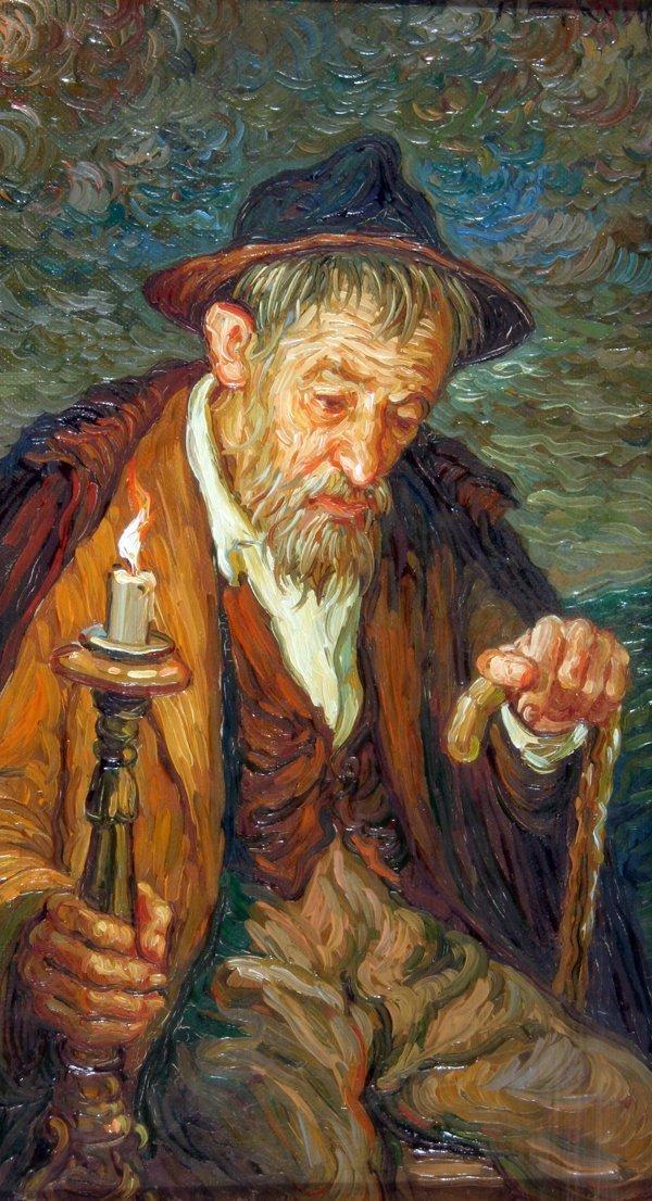14: Grassi Alfonso (1918 - 2002 )-Italian Painting