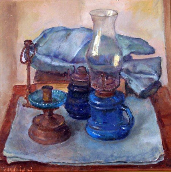 18: Bresciani Antonio (1902-1997)-Italian Painting