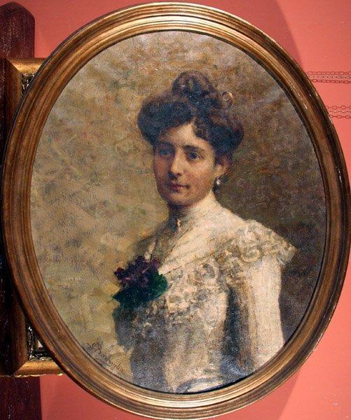 114: Barbaglia Giuseppe (1841 - 1910)-Italian Painting