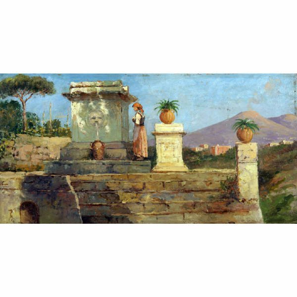 1: Scuola del XX secolo - Italian painting