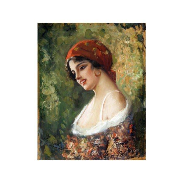 2: Fontana - Italian painting