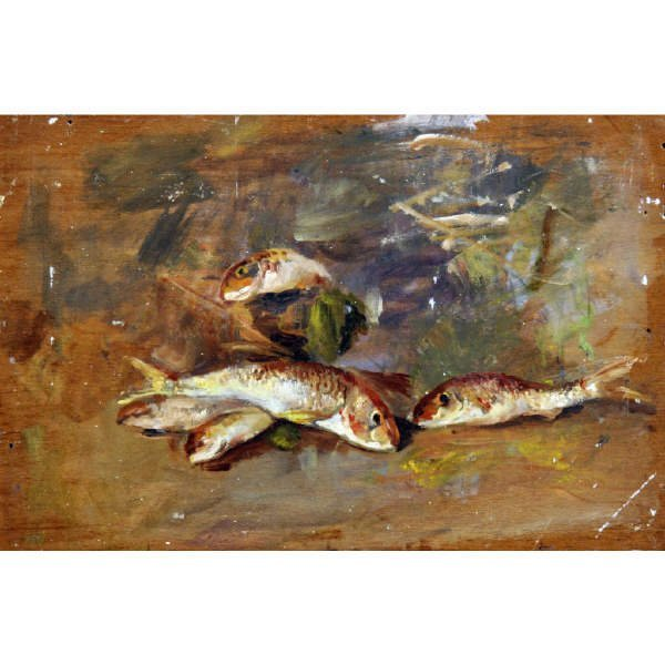 3: Scuola del XX secolo - Italian painting