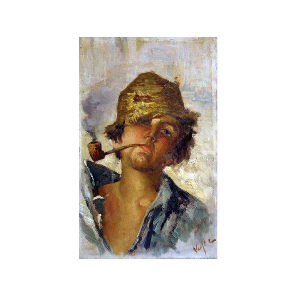 5: Scuola del XX secolo -Italian painting