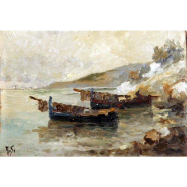 6: Scuola del XX secolo -Italian painting