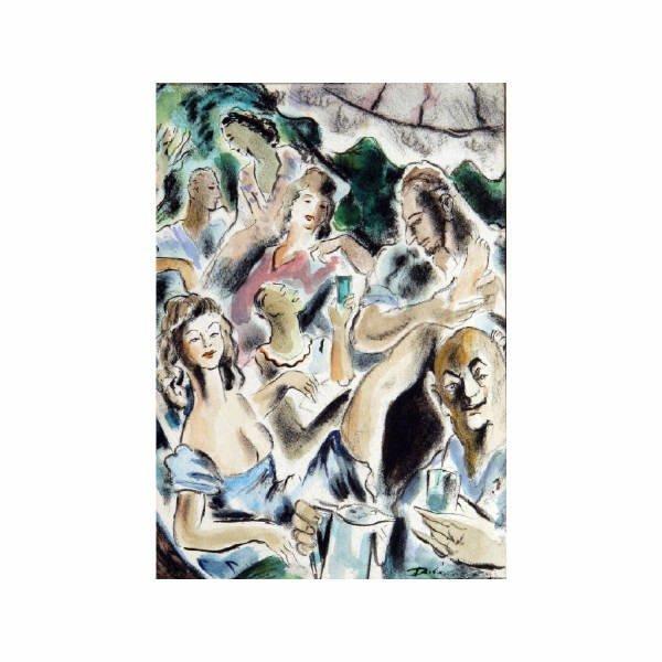 8: Scuola del XX secolo - Italian painting