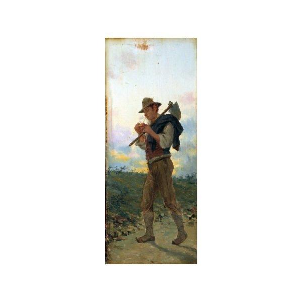 9: Scuola del XIX  - Italian painting