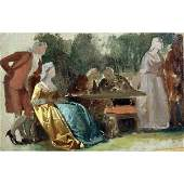 10: Scuola del XIX secolo - Italian painting