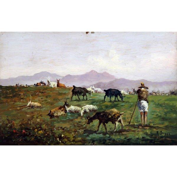 14: Scoppa Radames - Italian painting