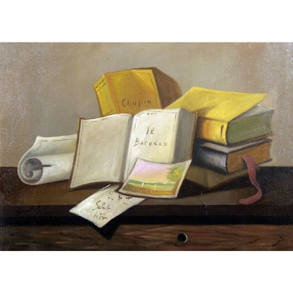 17: Gentili Rodolfo  - Italian painting