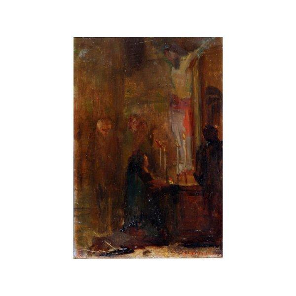 19: De Vanna Domenico  - Italian painting