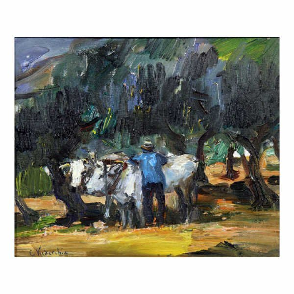 23: Verdecchia Carlo  - Italian painting