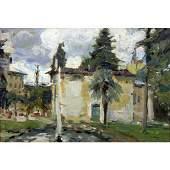 109: Villani Gennaro - Italian painting