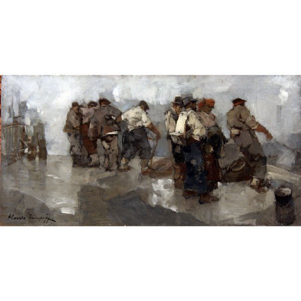 141: Issupoff Alessio - russian painting