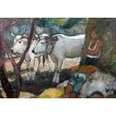 201: Verdecchia Carlo - Italian painting