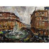 245: Striccoli Carlo - Italian painting