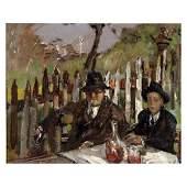 254: Villani Gennaro - Italian painting