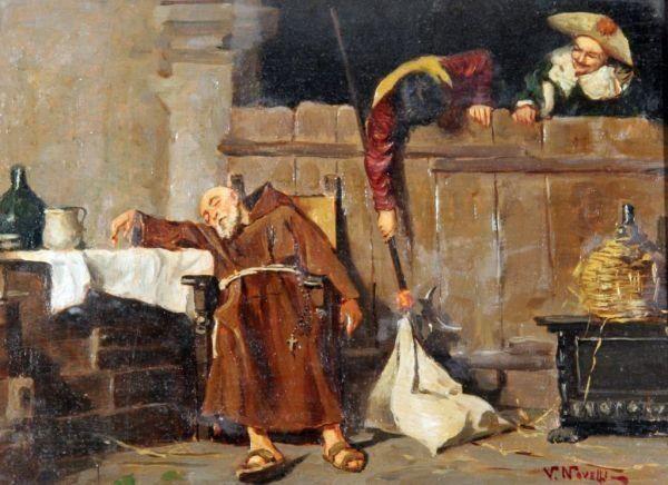 V.Novelli - Italian painting