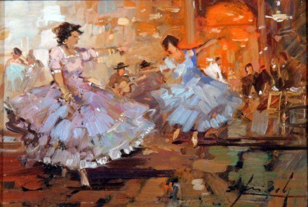 Ermogene Miraglia - Italian painting