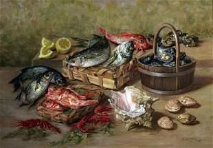 Gennaro Bottiglieri - Italian painting