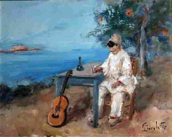 Gaetano Bocchetti - Italian painting
