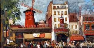 Antonio Asturi - Italian painting