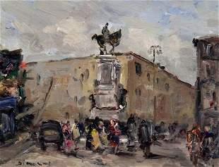 Francesco Di Marino - Italian painting