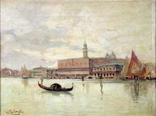 Luigi De Angelis - Italian painting