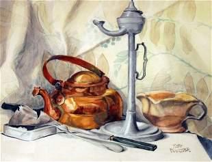 Eligio Finazzer Flori - Italian painting