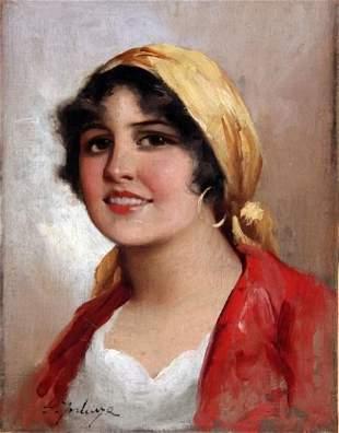 Domenico Forlenza - Italian painting