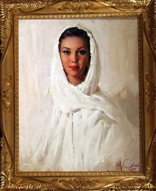 Manlio Ciani - Italian painting