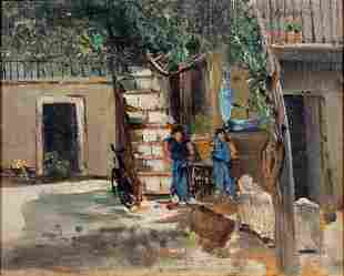 Carlo Verdecchia - Italian Painting