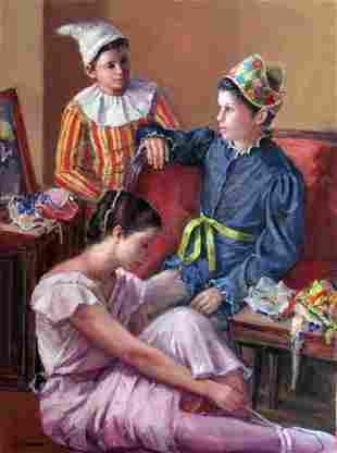 Salvatore Ciaurro - Italian painting