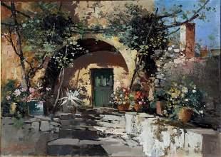 Ezelino Briante - Italian painting