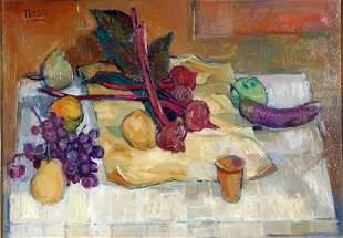 Alfredo Avitabile - Italian painting