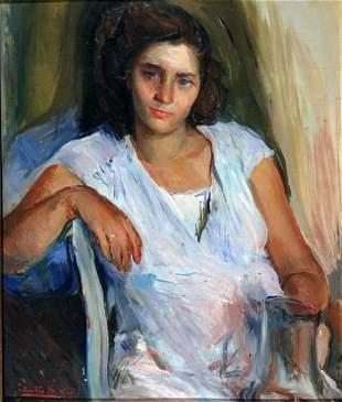 Rubens Capaldo - Italian painting