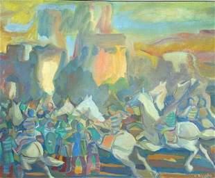Vittorio Piscopo - Italian painting