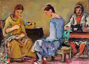 Alberto Chiancone - Italian painting