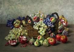 47: Gennaro Bottiglieri - Italian painting