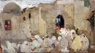 Gennaro Villani - Italian painting
