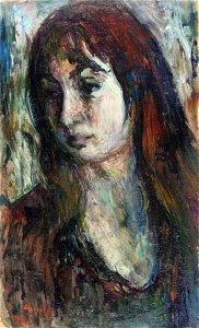 65: Rubens Capaldo - Italian painting