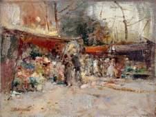 172: Raffaele Ragione - Italian painting
