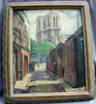 Rue St. Julian Le Pauvre Paris
